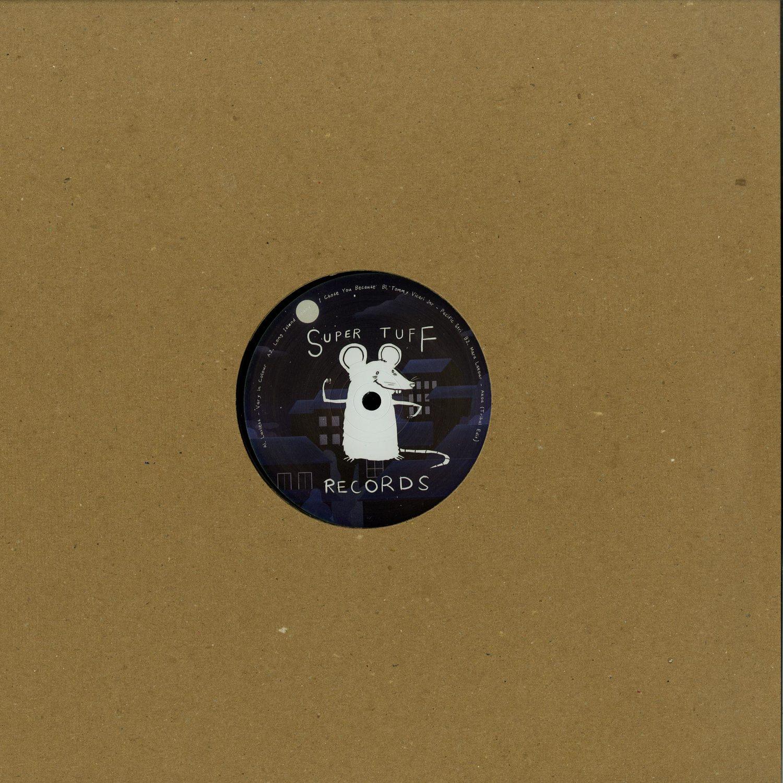 Luvless / Long Island Sound / Tommy Vicari Jnr / Mara Lakour - SUPER TUFF 002