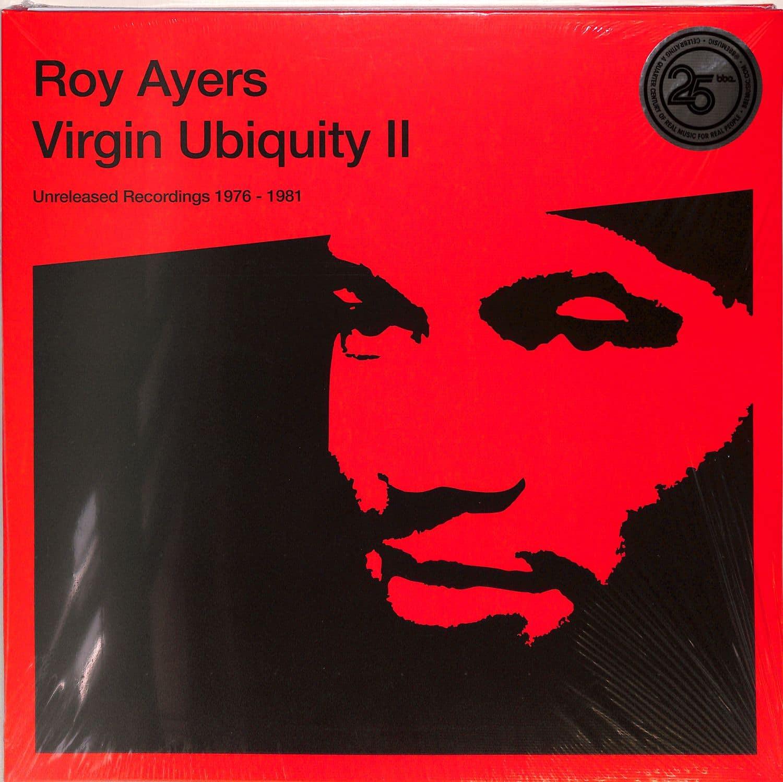 Roy Ayers - VIRGIN UBIQUITY II - UNRELEASED RECORDINGS 1976 - 1981