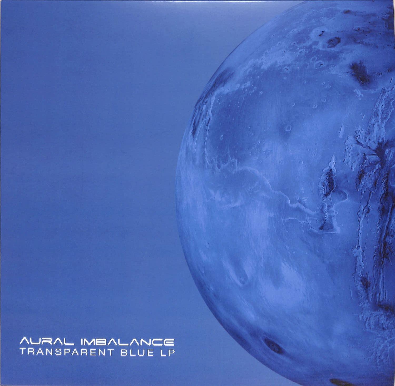 Aural Imbalance - TRANSPARENT BLUE LP