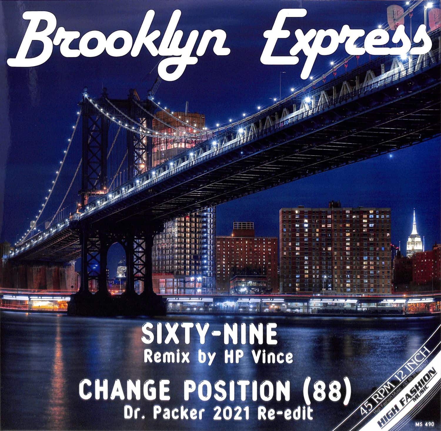 Brooklyn Express - SIXTY-NINE / CHANGE POSITION