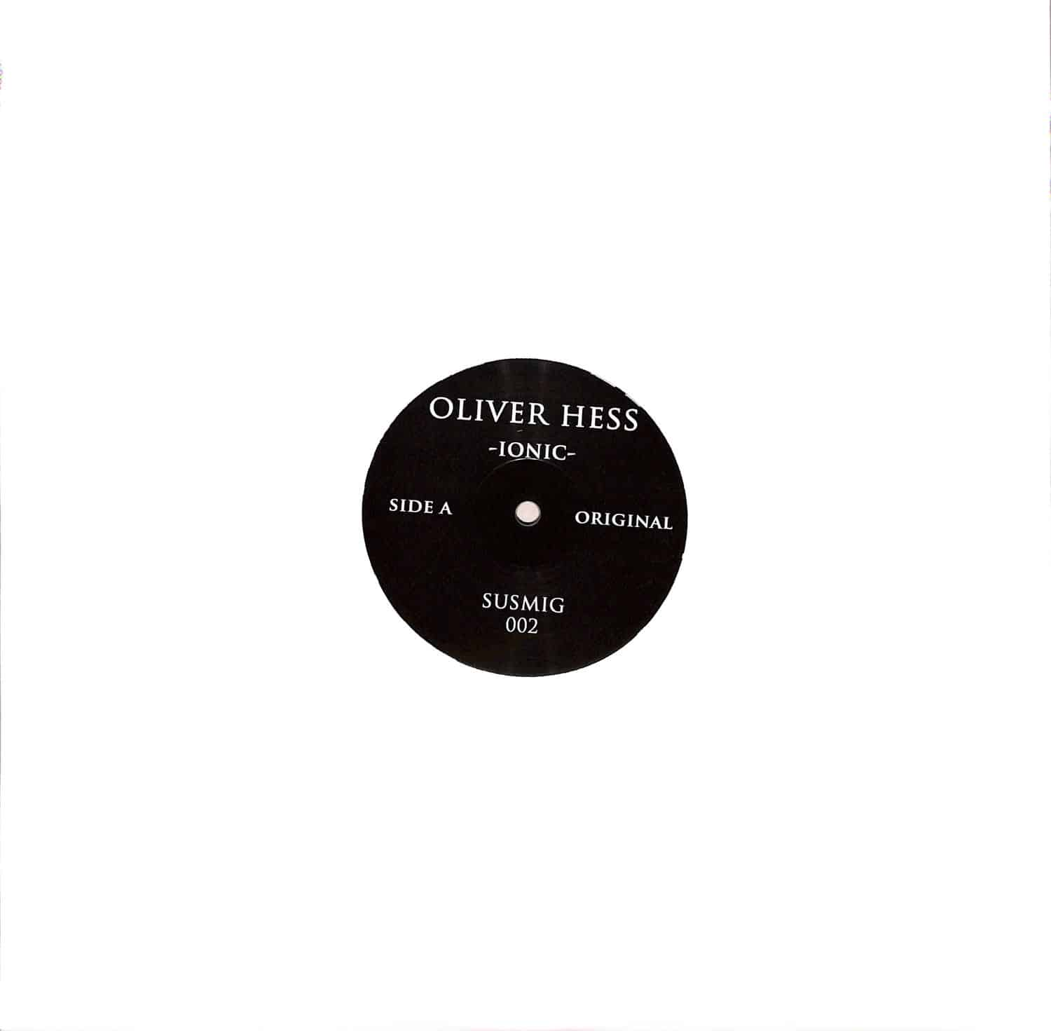 Oliver Hess - IONIC