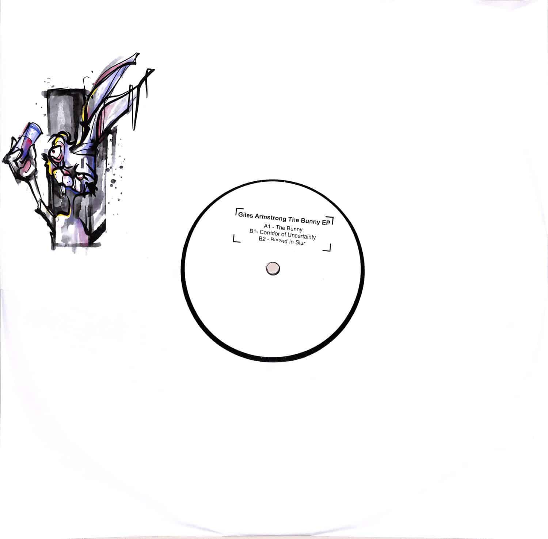 Giles Armstrong - THE BUNNY EP