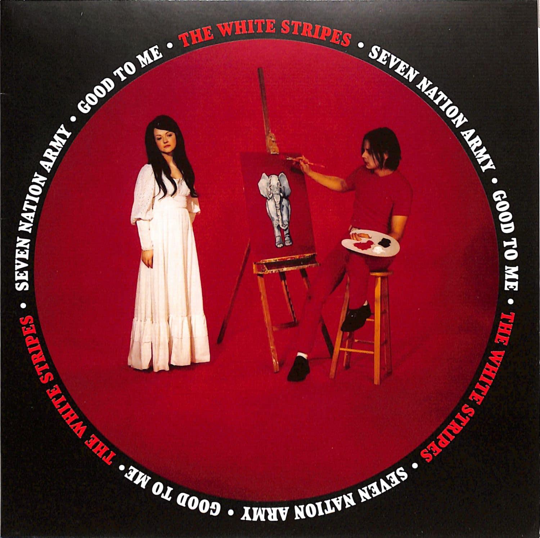The White Stripes - SEVEN NATION ARMY / GOOD TO ME