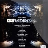 Back View : Alix Perez - DARK DAYS EP (2X12 INCH) - Shogun Audio / sha037