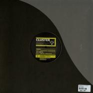 Back View : Shredder vs. A.P. & Josh Inc. - VOODOO BUTTER - Cluster / cluster091
