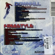 Back View : Various Artists - SNOW DANCE 002 (2XCD) - Black Hole / blhcd89
