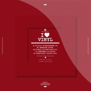Back View : I Love Vinyl - OPEN AIR 2012 COMPILATION BOX (INCL SIZE L SHIRT) - I Love Vinyl / ILV2012-1L