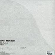 Back View : Benny Rodrigues - DESOLAT EP - Desolat / Desolat027