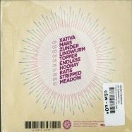 Back View : Marek Hemmann - BITTERSWEET (CD) - Freude am Tanzen CD 009