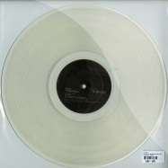 Back View : P.E.A.R.L. - THE FALL OF BECAUSE (CLEAR VINYL) - Falling Ethics / FEX002
