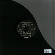 Back View : Alejandro Vivanco & Nu Zau - BLACK N SPACE (VINYL ONLY) - Fizical / Fizical002