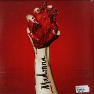 Back View : Madonna - REBEL HEART (LTD 2X12 LP) - Interscope / 4721169