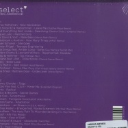 Back View : Various Artists - SELECT (2XCD) - Global Underground / GUSL01CD / 825646487899