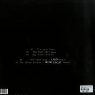 Back View : Munk - THE CORRESPONDANT GOMMA JOINTS (LAUER, SECRET CIRCUIT RMXS) - Gomma / GOMMA219