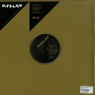 Back View : Floorplan Aka Robert Hood - MUSIC / TELL YOU NO LIE (2021 REPRESS) - M-Plant / MPM27