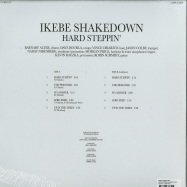 Back View : Ikebe Shakedown - HARD STEPPIN (LP, COLOURED VINYL) - Colemine / CLMN12004