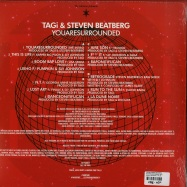 Back View : Tagi & Steven Beatberg - YOUARESURROUNDED (2X12 INCH LP) - Heavenly Sweetness / HS 162