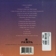 Back View : DJ Koze - KNOCK KNOCK (DIGIPAC CD) - Pampa Records / PampaCD013