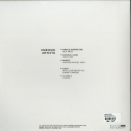 Back View : Various Artists - RAPID EYE MOVEMENT - Rapid Eye Movement / REM003