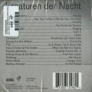 Back View : Various Artists - JD TWITCH PRESENTS KREATUREN DER NACHT (CD) - Strut / STRUT196CD / 05170152