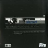 Back View : Infiniti aka Juan Atkins - SKYNET (2LP+MP3) - Tresor / Tresor105