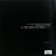 Back View : Pijynman - RAWM 06 (PAOLO ROCCO RMXS) - RAWMoments / RAWM06