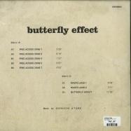 Back View : Shinichi Atobe - BUTTERFLY EFFECT (2LP) - DDS  / DDS010