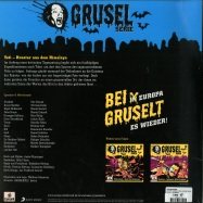 Back View : Gruselserie - YETI - KREATUR AUS DEM HIMALAYA (LP) - Europa / 19075899581