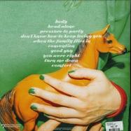 Back View : Julia Jacklin - CRUSHING (LTD GREEN LP + MP3) - Transgressive / TRANS384X / 39225861