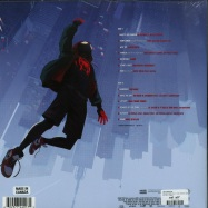 Back View : Various Artists - SPIDER-MAN: INTO THE SPIDER-VERSE O.S.T. (LP) - Republic / 7744017
