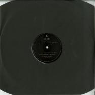Back View : Congi - SOMNIUM (JOE ARMON-JONES REFIX)(CLEAR VINYL) - Deep Heads / DEEPD021