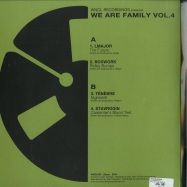 Back View : Various Artists - WE ARE FAMILY VOL. 4 - WNCL Recordings / WNCL035