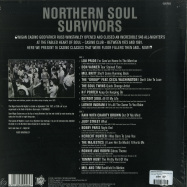 Back View : Various Artists - NORTHERN SOUL SURVIVORS (LP) - Outta Sight / OSVLP023