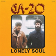 Back View : GA-20 - LONELY SOUL (CD) - Karma Chief / KCR12004CD / 00136286
