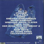 Back View : Karate Andi - ASAP KOTTI (LP) - Selfmade Records / 19439704461