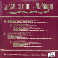 Back View : Various Artists - GUASA, CUNUNO Y MARIMBA - AFRO-COLOMBIAN MUSIC FROM THE PACIFIC COAST (2LP) - Vampisoul / VAMPI199 / 00139279