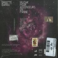 Back View : Brigitte Barbu - MUZAK POUR ASCENCEURS EN PANNE (CD) - Circus Company / CCCD021