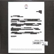 Back View : Actress - KARMA & DESIRE (2LP + MP3) - Ninja Tune / ZEN271