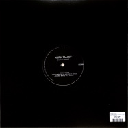 Back View : Norm Talley - COSMIC WAVES (REISSUE) (LIMITED CLEAR / WHITE VINYL) - Pariter / PRTR 09W
