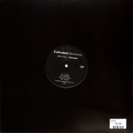 Back View : DMX Krew - OVERSEER - Cultivated Electronics / CE037