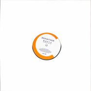 Back View : Brawther - THE DRIVER / BASIX (DEEP MIX) (BLACK VINYL) - Cabinet Records / cab59
