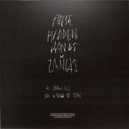 Back View : These Hidden Hands X Zanias - SHACKLES (CLEAR VINYL) - Hidden Hundred / HH009