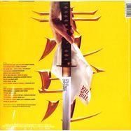 Back View : Various Artists - KILL BILL VOL. 1 - ORIGINAL SOUNDTRACK (LP) - A Band Apart Records 9362485701 / 9688218