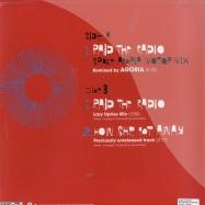 Back View : General Elektriks - RAID THE RADIO / AGORIA RMX - Discograph / 6154886