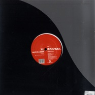 Back View : Alex Sander - BERLINA EP - Aspekt Records / Aspekt012