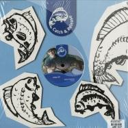 Back View : Josh / Zoltan Solomon - ANSITZ EP (VINYL ONLY) - Catch & Release / CAR001