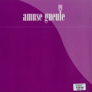 Back View : Marius Drescher & Iorie - SEE WHATS BEHIND EP - Amuse Gueule / AG006