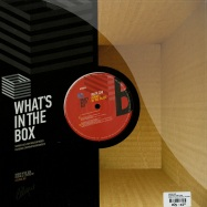 Back View : Volta Cab - ALWAYS IN THE PLACE - Whats In The Box Records / WITB006