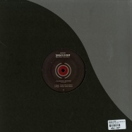 Back View : Terence Fixmer - RELAPSE VOLUME 1 (INCL REGIS & A. VOLKOV RMXS) - Planete Rouge / PLR1303