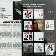 Back View : Gilberto Gil - LOUVACAO (LTD 180G LP) - Universal Sound / uslp52